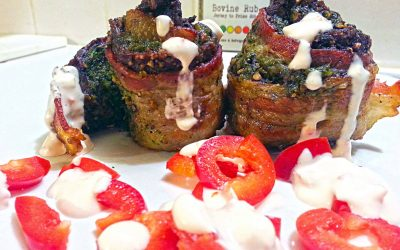 Flat Iron Meat Roses
