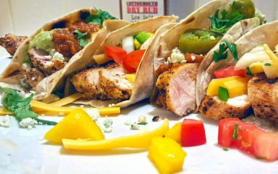 Chicken Tacos Styled Twice