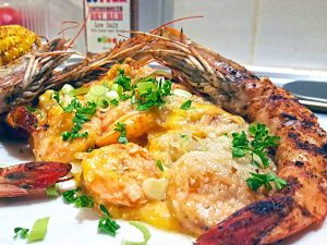 Shrimp-n-Grits Panty Dropper Texas Butter Recipe