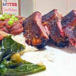 Electric Smoked Ribs Texas Butter Recipe