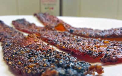 Sowflakes Candied Bacon